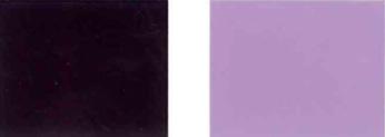الصباغ البنفسجي-29-اللون