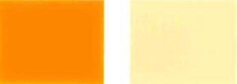الصباغ الأصفر-1103RL الألوان